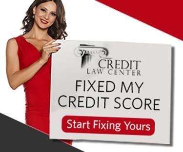 Credit Law Center fixed my credit score Start fixing yours